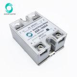 Homologação CE 100 AMP 3-32vdc a 24-380VAC SSR-100da fase única AC-AC relé de estado sólido SSR