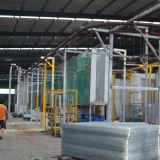 El panel de acoplamiento soldado curva de alambre/cerca euro del acoplamiento de alambre