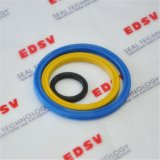 Gummirobben-Hochleistungs- PU X-Ring Gummiring