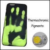 Пигментные Thermochromic нагрев активирован порошок температурные изменения цвета пигмента