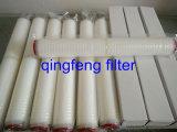 Cartucho de filtro bacteriano absoluto de la retención del Pes