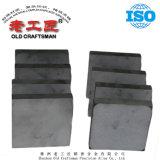 Diverses tailles carbure cimenté de tungstène vide de la plaque de soudure