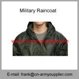 Raincoat tático das forças armadas do verde do Raincoat-Exército da Raincoat-Marinha da Raincoat-Polícia
