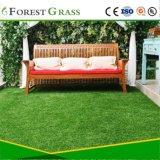 U-Form-künstliches Luxuxgras für die Garten-Landschaftsgestaltung