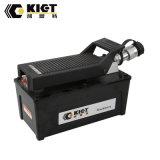 Pequeña bomba de aire de alta presión hidráulica de mando por pedal portable