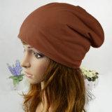 Turban léger Slouchy Beanie Hat Cap jersey de coton Hip-Hop Hat