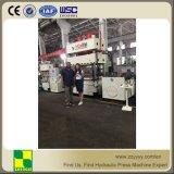 placa 250t que Vulcanizing a máquina da imprensa hidráulica