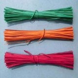 El alambre Pre-Atado derecho cortó la cinta barato atada con alambre de encargo de la cinta de la raya del alambre