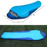 屋外のキャンプの寝袋のミイラの膨脹可能な軍隊のガチョウの寝袋のキャンプ