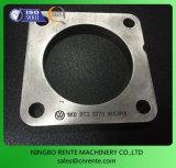 Части CNC металла точности OEM подвергая механической обработке от магазина швейной машины