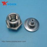 Experiencia Aluminio Mecanizado Servicios Fabricante