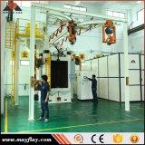China-hohe Leistungsfähigkeits-Aufhängungs-hakenförmige Granaliengebläse-Maschine, Modell: Mhb2-1216p11-2