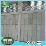 Painel composto do poliestireno Prefab do painel de parede da casa para a construção de aço