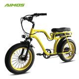 20 Zoll-fetter Gummireifen Ebike Gebirgselektrisches Fahrrad für Verkauf