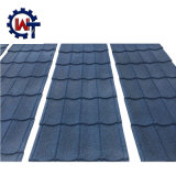 多彩な砂上塗を施してあるアルミニウム亜鉛屋根ふきは価格を屋根をふく