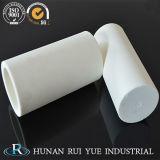 95%-99.7% L'allumina tubo di ceramica di corrosione resistente agli acidi dell'alcali e Porta-Resisiting