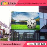 Afficheur LED polychrome de l'économie d'énergie P10/P16/P20/P25 d'IMMERSION extérieure
