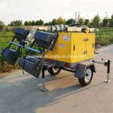 Mobile-/Schlussteil-heller Aufsatz mit Dieselgenerator und 4*1000W