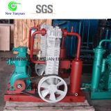 Компрессор газа двуокиси серы 691 модельный промышленный
