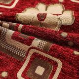 卸し売り安いソファーのクッションはシュニールのダマスク織の家具製造販売業ファブリックを覆う