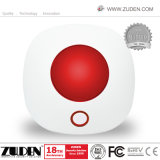 GSM WiFi de Draadloze Alarminstallatie van het Huis met APP Controle & het Toetsenbord van de Aanraking
