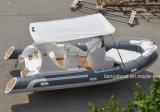 Liya 5,8 milhões de barco inflável rígida de casco de fibra de vidro fabricados na China