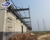 Almacén moderno de la casa prefabricada de la estructura de acero de China Qualitied