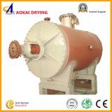 Máquina de secagem do ancinho do vácuo com recuperação solvente