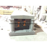Piccole urne del granito delle pietre tombali di stile americano da vendere