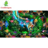 Máquinas de juego de la arcada del dragón del rey 2 trueno del océano del vector de juego de los pescados para la venta