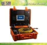 Witson Abwasserkanalwasserdichte Endoscope-Rohr-Rohrleitung-Inspektion-Kamera mit 20m Kabel-u. 7 Zoll LCD-DVR Controller