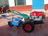 Fazenda lado 10 HP ou a pé do Trator Trator com preço razoável