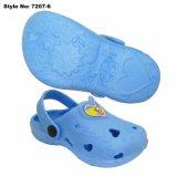 Il colore giallo EVA scherza gli impedimenti, pattini del sandalo di estate