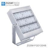 UL 열거된 LED 단계 플러드 빛 120W