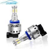 Brilho H8 H16 e H11 7p LED SABUGO Farol do Carro