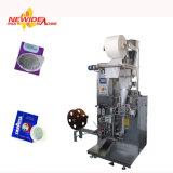 Ronda automática Máquina de embalaje bolsa de té