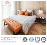 Померанцовая мебель гостиницы цвета с комплектом спальни для сбывания (YB-S-11)