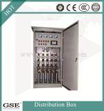 Caixa de distribuição elétrica de aço do cerco