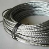 304 7*7 Cuerda de alambre de acero inoxidable de 2mm de diámetro