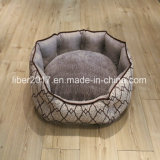 可逆使用法の方法プラシ天犬のベッドの飼い犬の供給の犬小屋