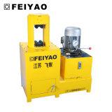 Macchina d'acciaio elettrica Fy-Cyj della pressa dell'imbracatura della fune metallica del cavo