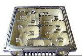Résiliation de la communication des pièces en aluminium avec précision l'usinage CNC