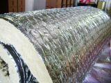 岩綿のアルミホイルの絶縁体