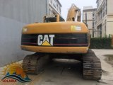 使用された猫のクローラー掘削機の幼虫320cの掘削機20ton