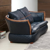 Llegada de nuevas seccionales de mejor calidad sofá de cuero (8961)