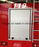 Het Blind/het Broodje van de Rol van het Aluminium van de Vrachtwagen van de brandbestrijding op Deur