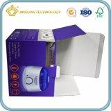 Cremas Tarjeta de papel caja de embalaje (con impresión personalizada)
