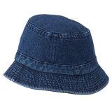 Algodão de Verão mulher Cowboy Chapéu diariamente grande plano rasante Chapéus de pesca da caçamba