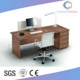 Preto Moda Madeira mesa de computador de mesa do escritório (CAS-CD1847)