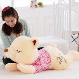 Juguete enorme de mentira de la felpa del oso del peluche el dormir para el regalo creativo